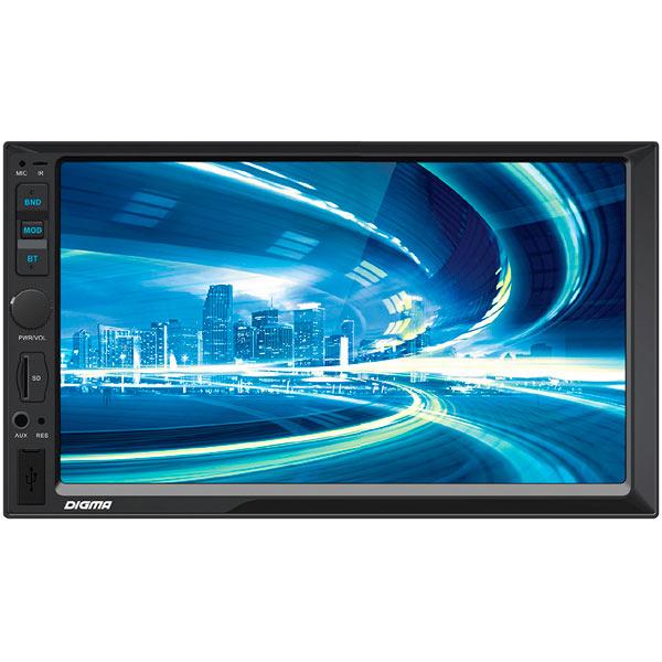 Купить DCR-500, USB-Автомагнитола c встроенным монитором Digma