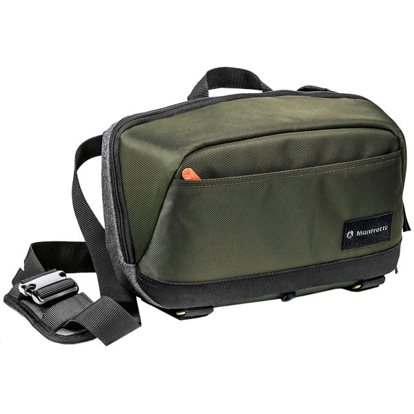 Сумка премиум Manfrotto слинг Street CSC (MS-S-GR) manfrotto windsor messenger s mb lf wn ms