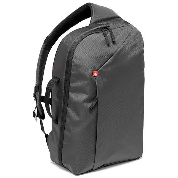 Рюкзак для фотоаппарата Manfrotto NX Sling I Grey V2 (MB NX-S-IGY-2) серого цвета