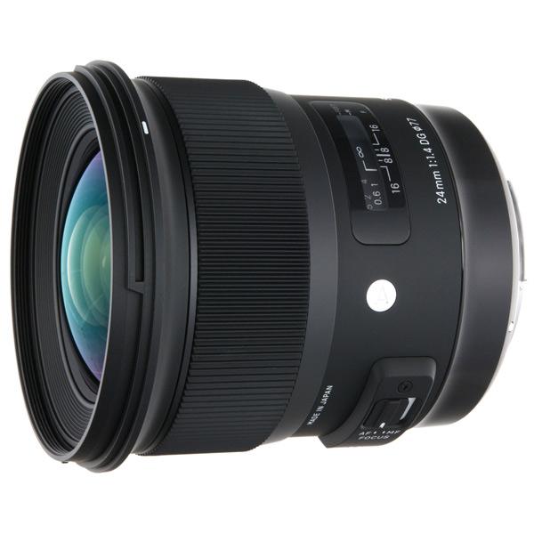 Объектив Sigma 24mm F1.4 DG HSM Art NIKON