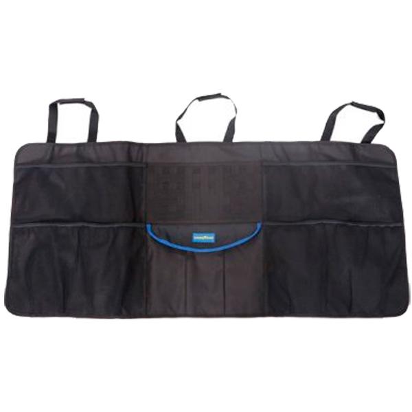 Органайзер для автомобиля Goodyear GY001005 подвесной для хэтчбека черного цвета