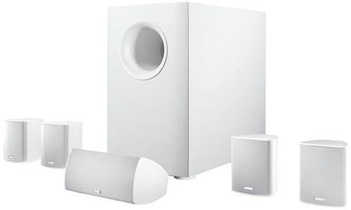 Комплект акустических систем Canton MOVIE 135, WHITE