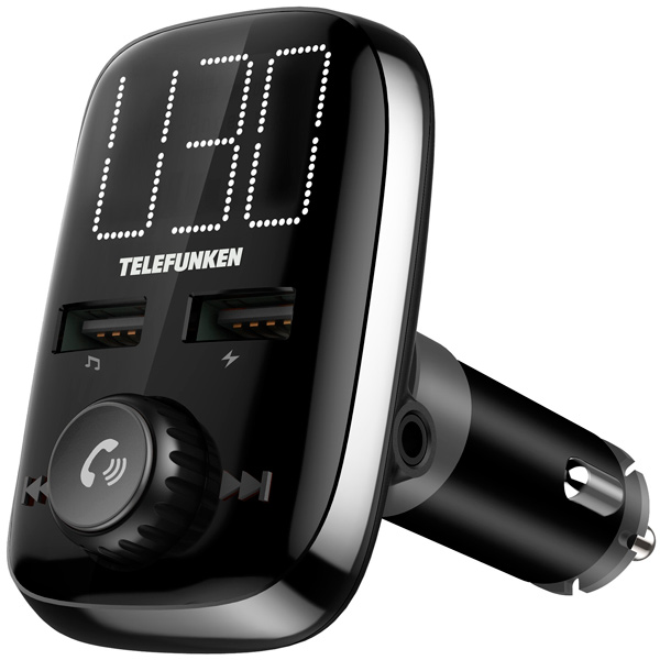 Автомобильный FM-модулятор Telefunken TF-FMT19BT\NEW