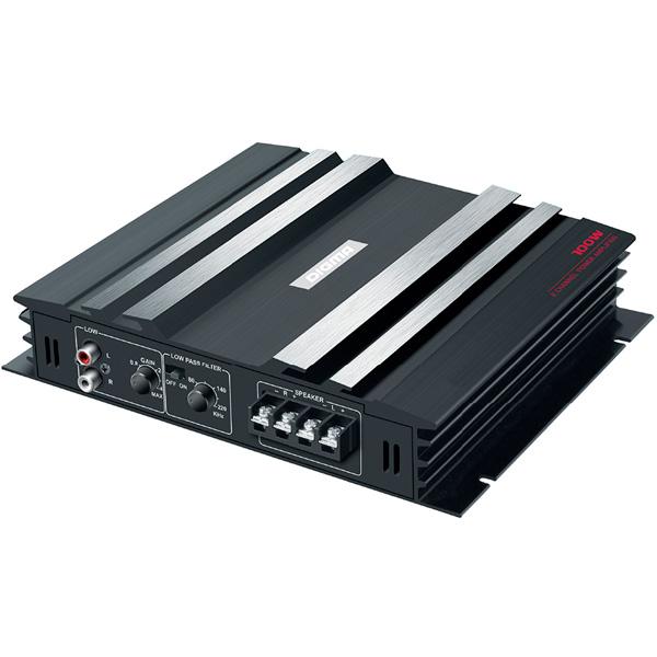 Автомобильный усилитель (2 канала) Digma DCP-200