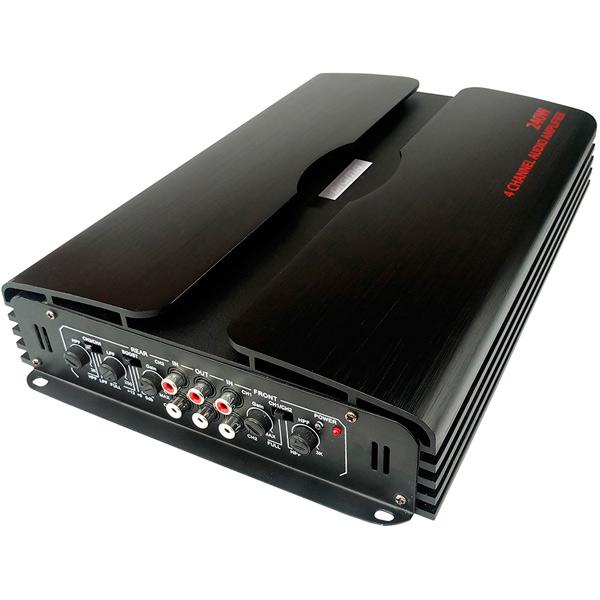 Автомобильный усилитель (4 канала) Digma DCP-410