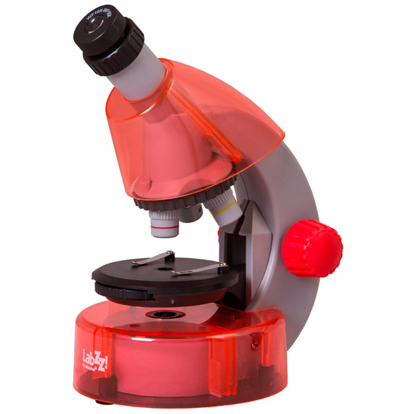 Микроскоп Levenhuk LabZZ M101 Orange микроскоп levenhuk левенгук labzz m101 orange апельсин