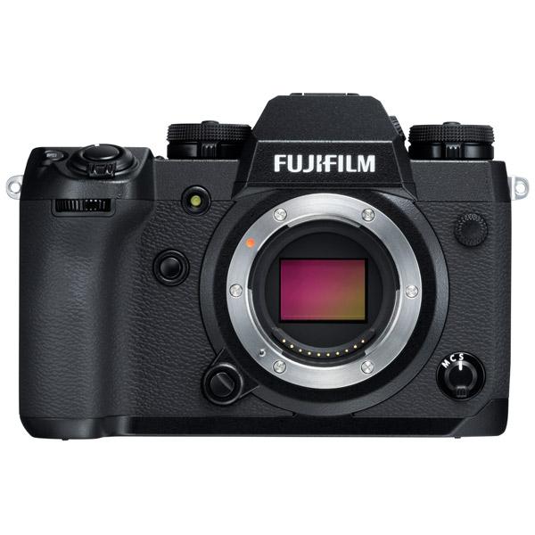 Фотоаппарат системный премиум Fujifilm X-H1 Body
