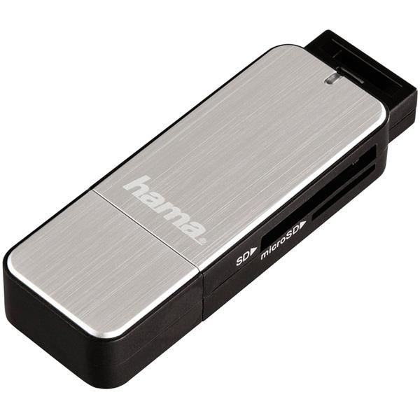 Устройство для чтения карт памяти Hama 00123900