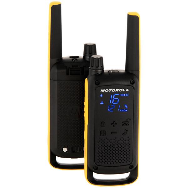 Рация Motorola TalkAbout T82 Extreme (2 штуки)