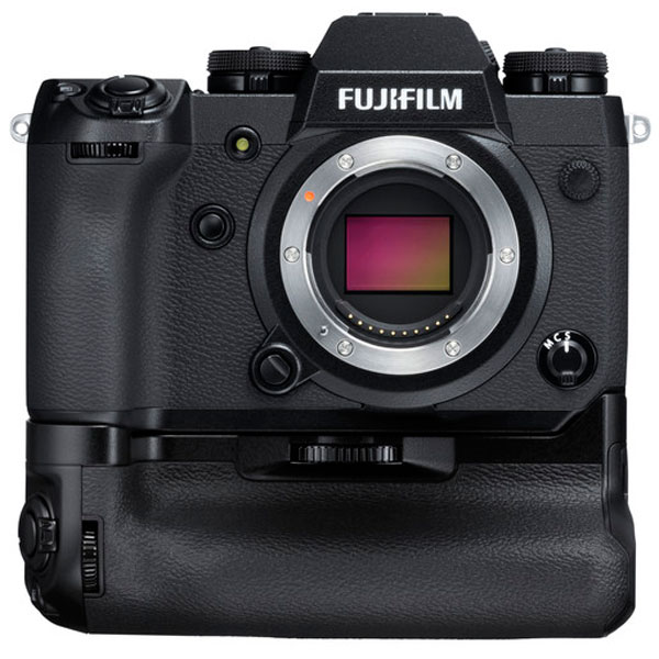 Фотоаппарат системный премиум Fujifilm X-H1 Body with Battery Grip Kit mastering the fujifilm x pro 1