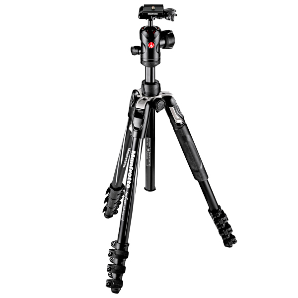 Штатив премиум Manfrotto Befree Advanced Travel Lever Black MKBFRLA4BK-BH