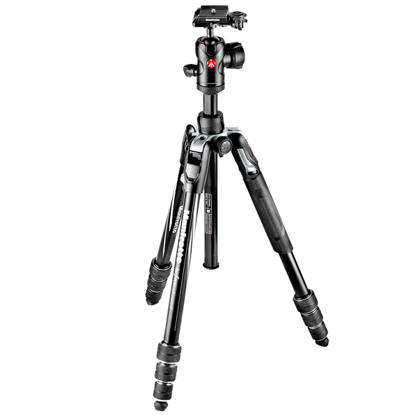 Штатив премиум Manfrotto Befree Advanced Travel Twist Black MKBFRTA4BK-BH