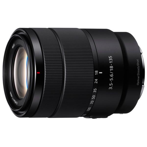 цена на Объектив Sony 18-135mm F3.5-5.6 OSS (SEL18135)