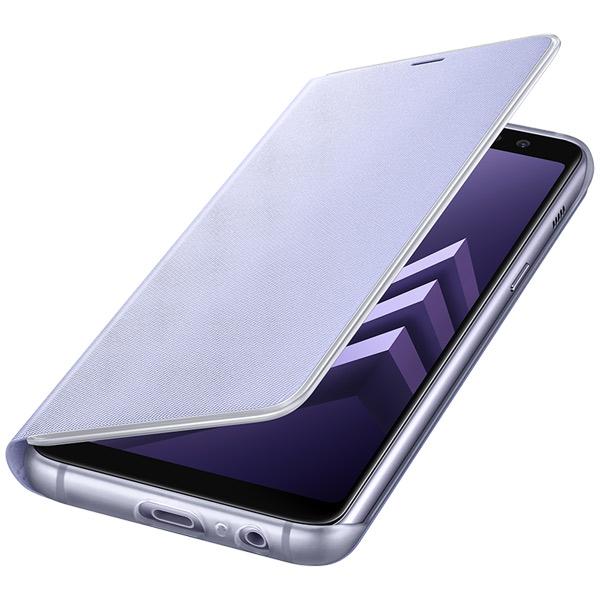 Чехол Samsung Neon Flip Cover д/ Galaxy A8 (2018),Violet