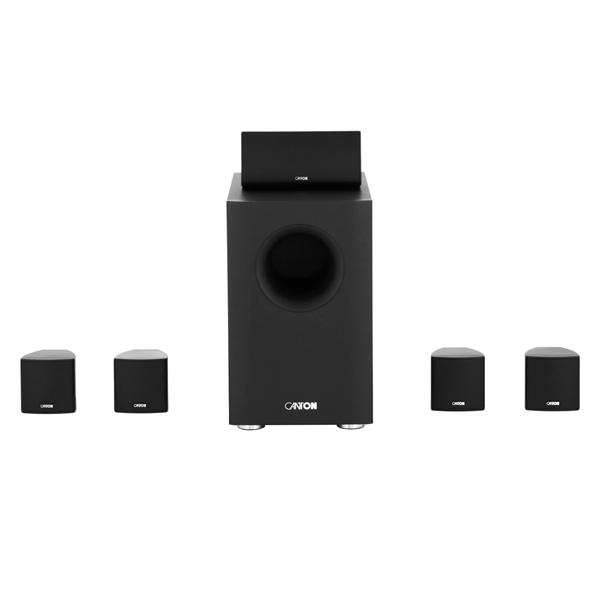 Комплект акустических систем Canton Movie 75 Black