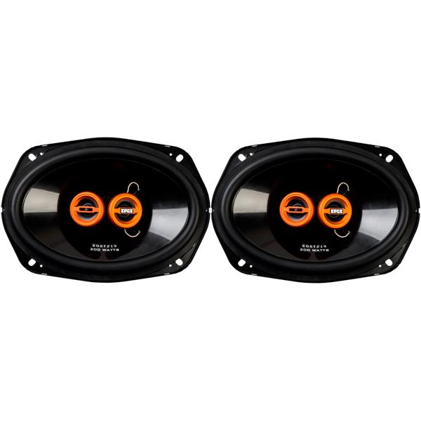 Автомобильные колонки (6\'\'x9\'\') Edge EDST219-E6