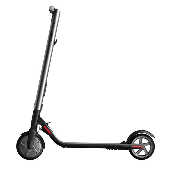 Электрический самокат Ninebot by Segway KickScooter ES2 Black гироцикл ninebot e black