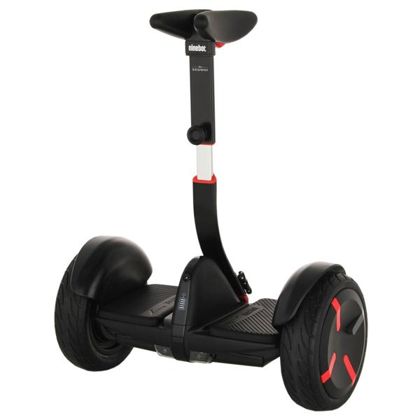 Гироскутер 10 дюймов Ninebot by Segway miniPRO 320 Black гироцикл ninebot e black