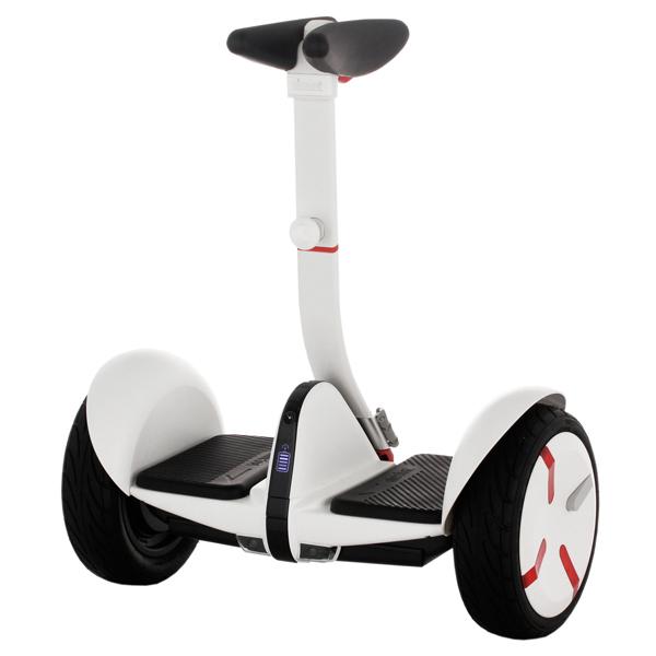 Купить Гироскутер 10 дюймов Ninebot by Segway miniPRO 320 White в каталоге интернет магазина М.Видео по выгодной цене с доставкой, отзывы, фотографии - Москва