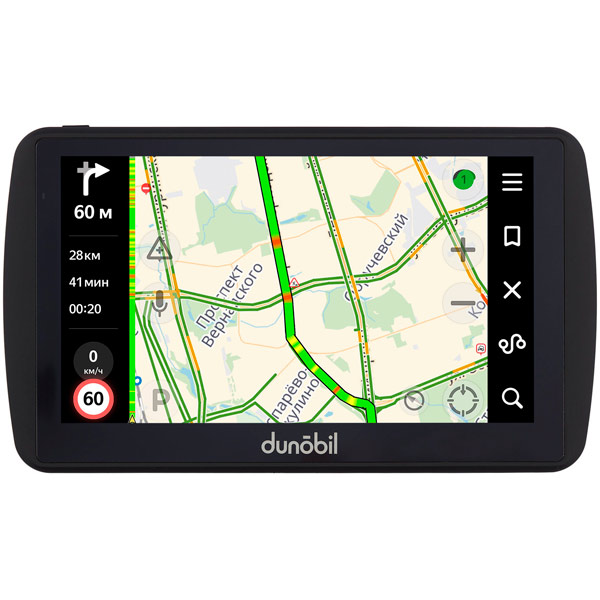 Портативный GPS-навигатор Dunobil Photon 7.0 (MVYSPJJ)