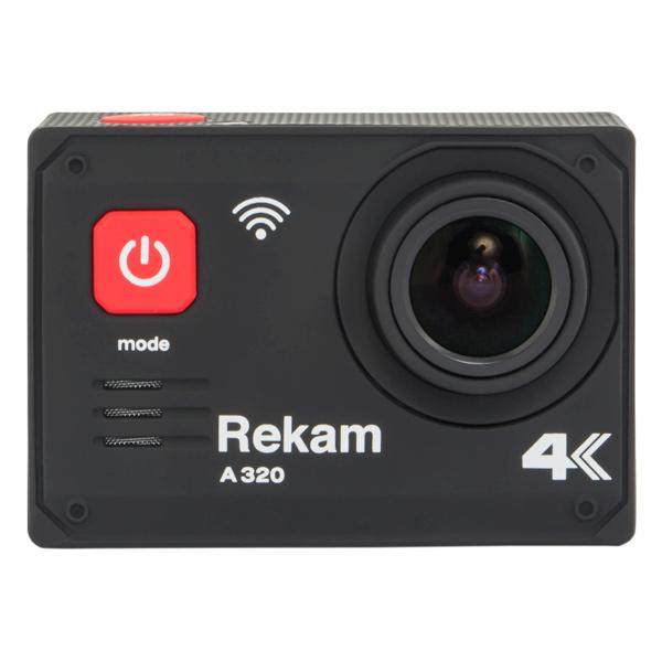 Купить Видеокамера экшн Rekam A320 в каталоге интернет магазина М.Видео по выгодной цене с доставкой, отзывы, фотографии - Ростов-на-Дону
