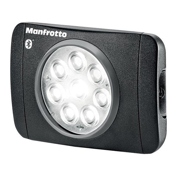 Премиальный фотоаксессуар Manfrotto Осветитель LED Lumie Muse (MLUMIMUSE8A-BT)