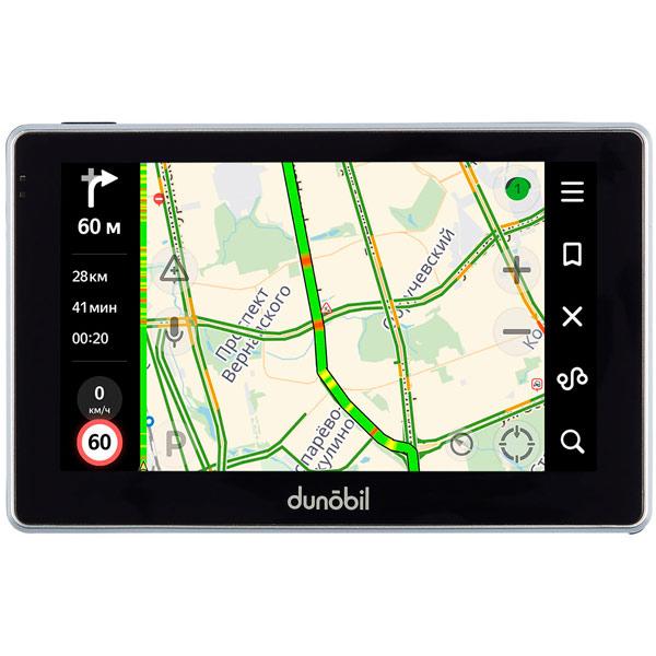 Портативный GPS-навигатор Dunobil Stella 5.0 (LKIPQWS)