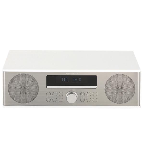 Музыкальный центр Micro Sharp XL-B715D(WH)