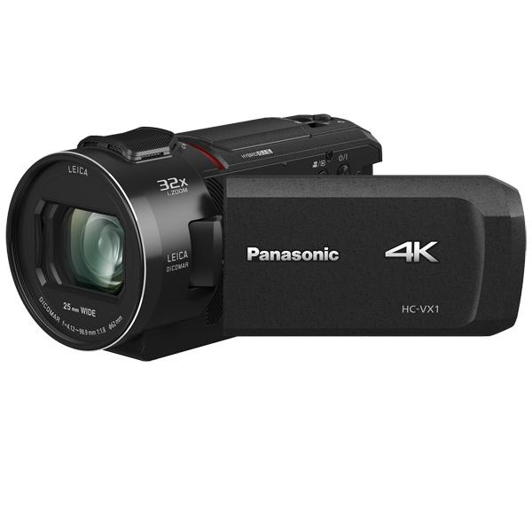 Видеокамера цифровая 4K Panasonic HC-VX1EE-K