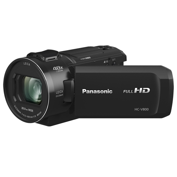 Видеокамера Full HD Panasonic HC-V800EE-K