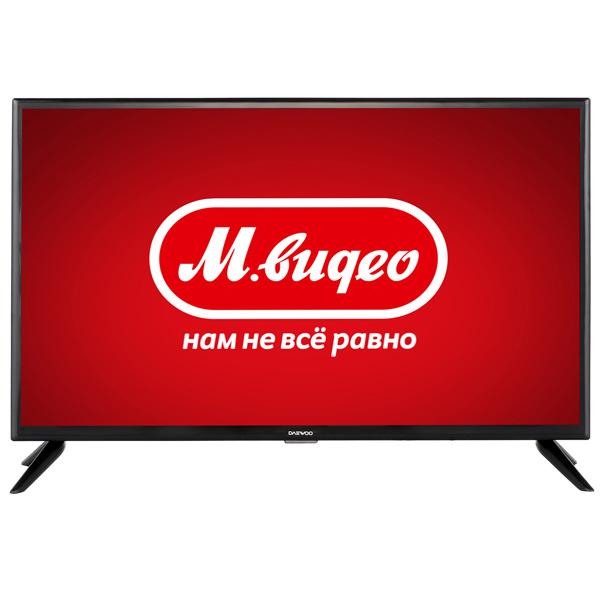 Купить Телевизор Daewoo L32V680VKE в каталоге интернет магазина М.Видео по выгодной цене с доставкой, отзывы, фотографии - Москва