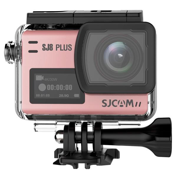 Видеокамера экшн SJCAM SJ8 Plus rose