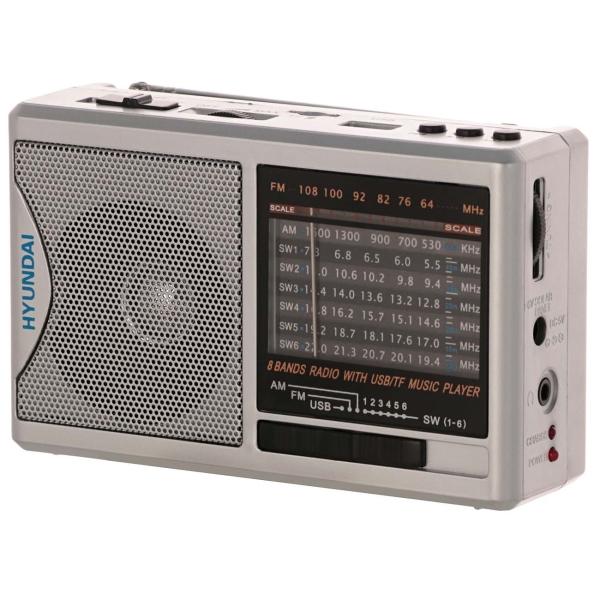 Радиоприемник Hyundai