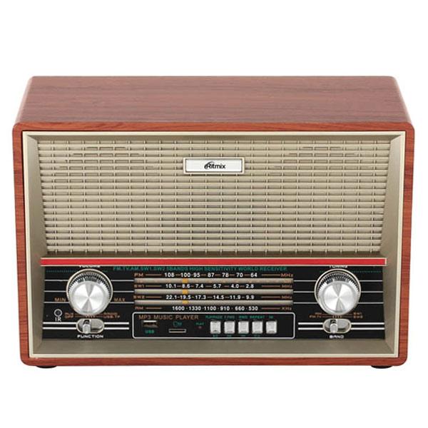 Радиоприемник Ritmix — RPR-102 бук