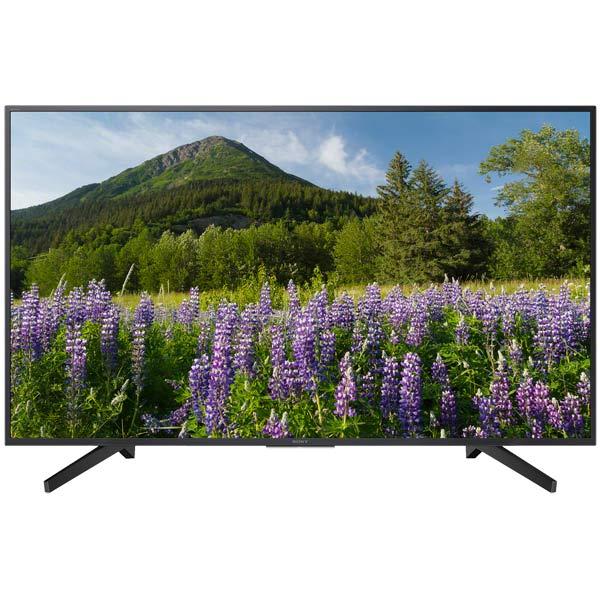 Телевизор Sony — KD-43XF7096