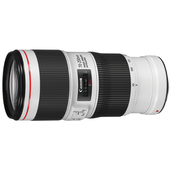 Объектив Canon EF70-200mm f/4L IS II USM