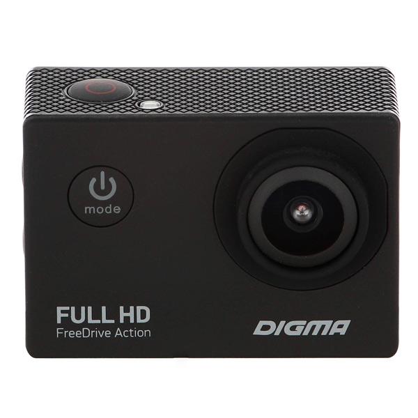 Видеорегистратор Digma FreeDrive Action Full HD (ACT HD)