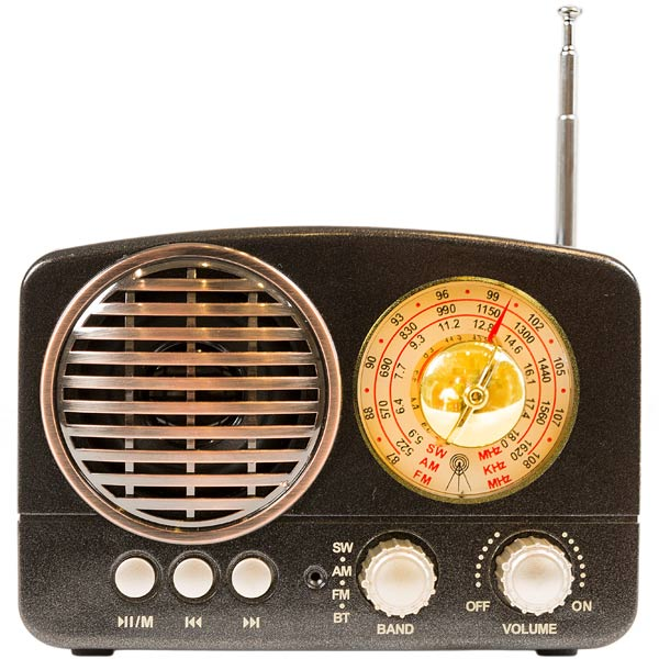 Радиоприемник Blast BPR-705 Black