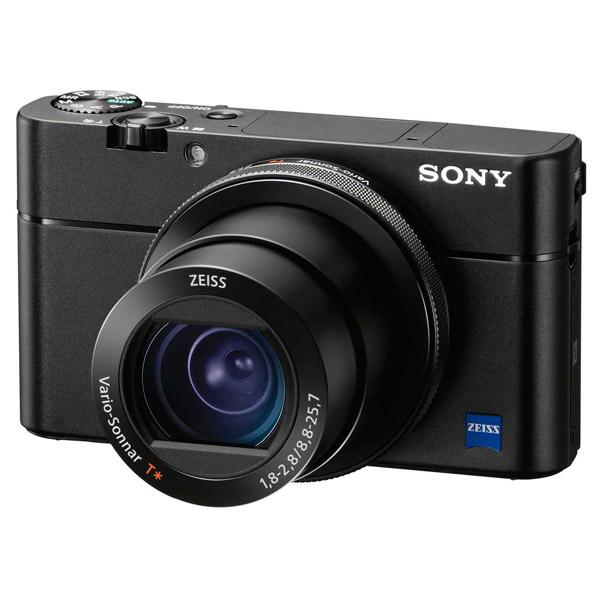 Фотоаппарат компактный премиум Sony DSC-RX100M5A