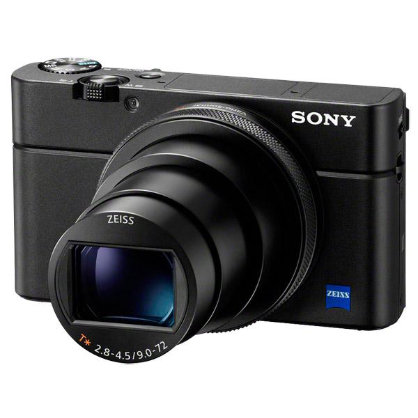Фотоаппарат компактный премиум Sony — DSC-RX100M6