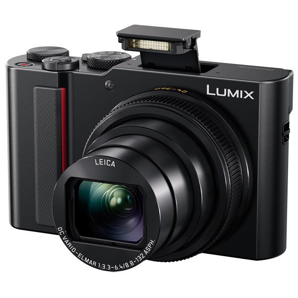 Фотоаппарат компактный Panasonic — Lumix TZ200 Black (DC-TZ200EE-K)
