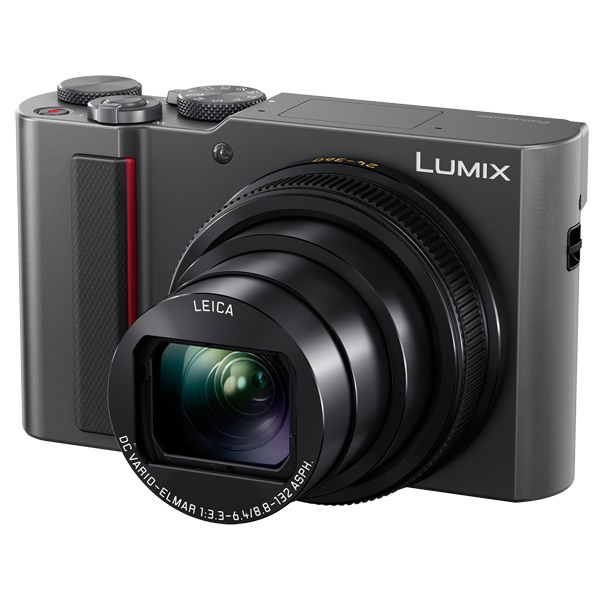Фотоаппарат компактный Panasonic Lumix TZ200 Silver (DC-TZ200EE-S)