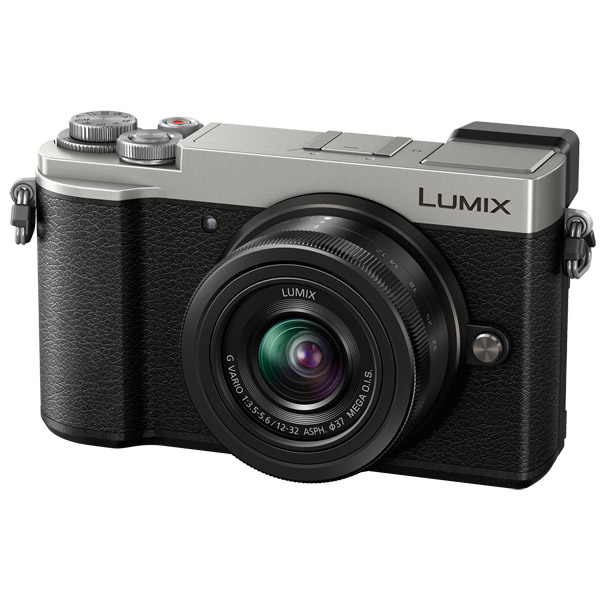 Фотоаппарат системный Panasonic — Lumix GX9 Kit 12-32 Silver (DC-GX9KEE-S)
