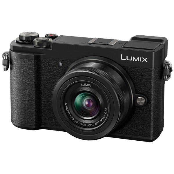 Фотоаппарат системный Panasonic — Lumix GX9 Kit 12-32 Black (DC-GX9KEE-K)