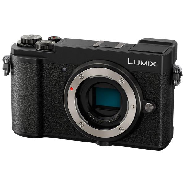 Фотоаппарат системный Panasonic Lumix GX9 Body Black (DC-GX9EE-K)