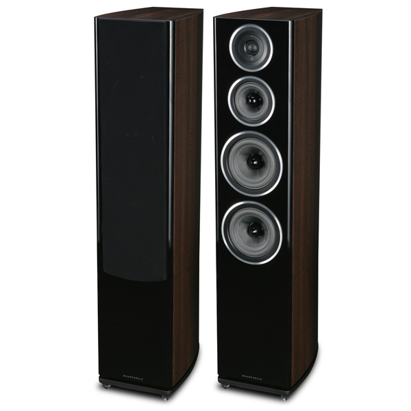 Напольные колонки Wharfedale Diamond 11.4 Walnut Pearl