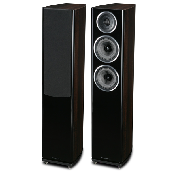 Напольные колонки Wharfedale Diamond 11.3 Walnut Pearl
