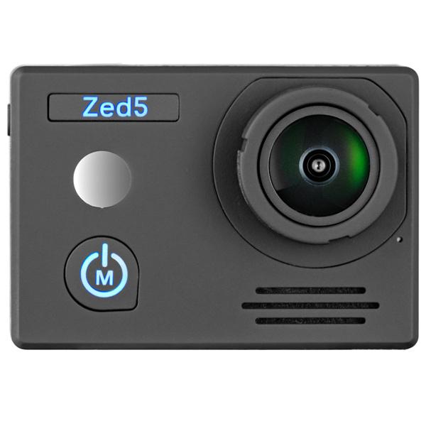 Видеокамера экшн AC Robin — ZED5 Black
