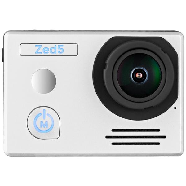 Видеокамера экшн AC Robin — ZED5 Silver