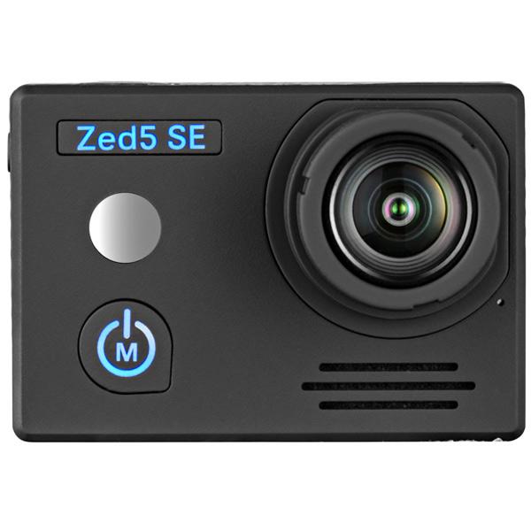 Видеокамера экшн AC Robin ZED5 SE Black